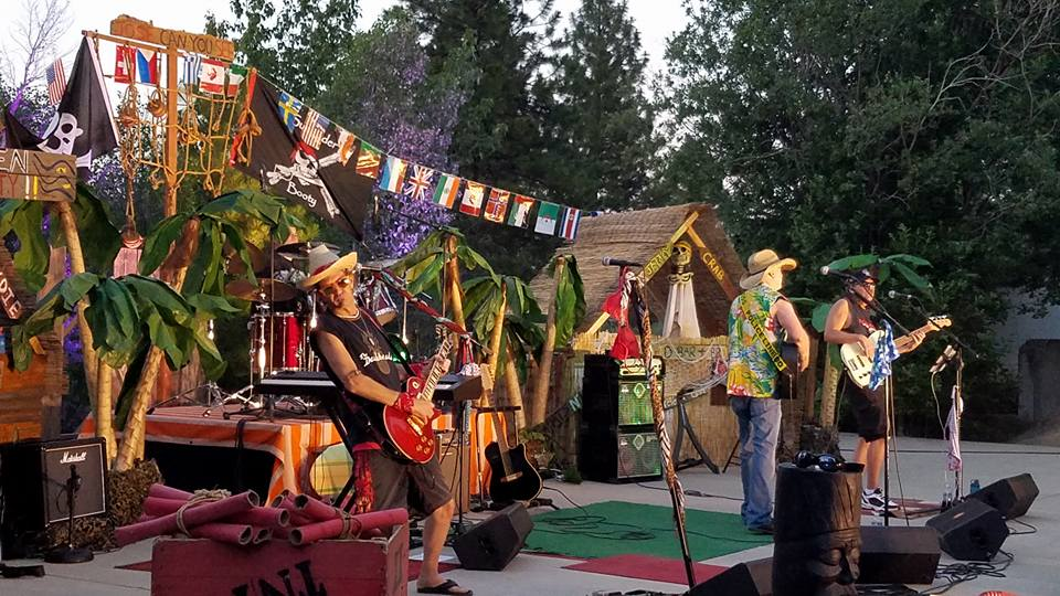 Deckheads at Truckee Amphitheater 06-29-2016