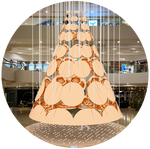 Tree of double bauble