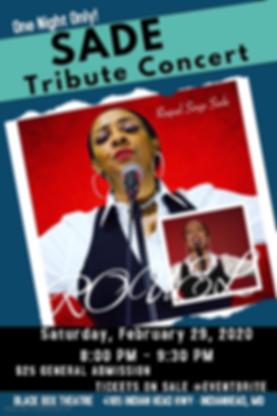 Sade tribute flyer.png