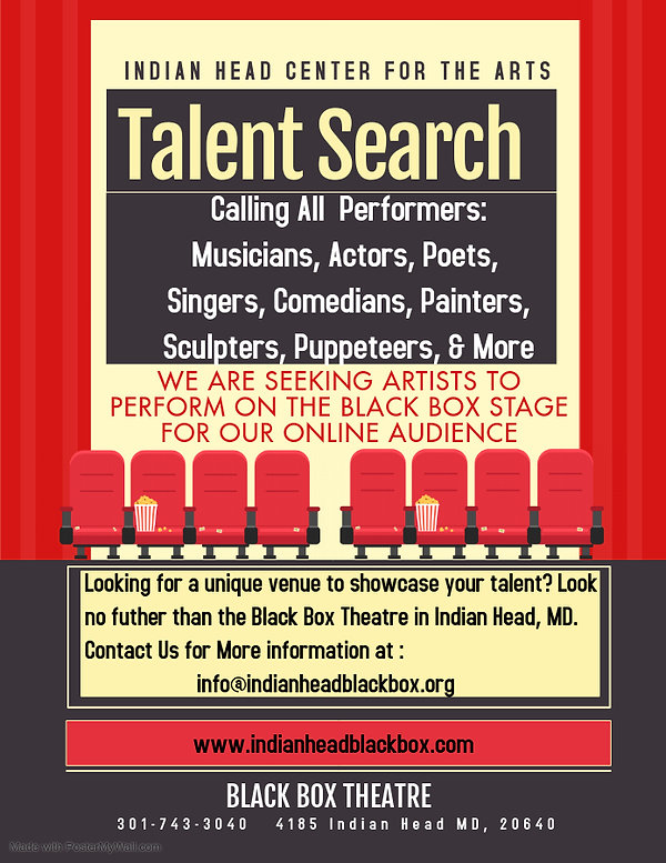 Copy of talent show - Made with PosterMy