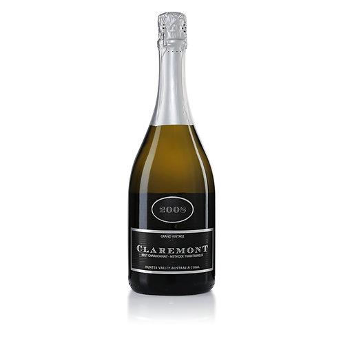 Claremont Brut Chardonnay 2008 - 6 Pack