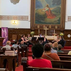 May 2019 Recital in Brooklyn