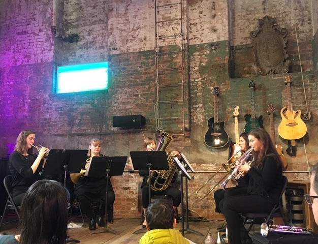 2019 Performance at Spectrum for the NYWC concert as a part of Spectrum's Female Composers festival