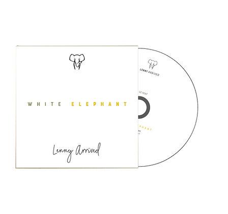 """""""white elephant"""" auf CD"""