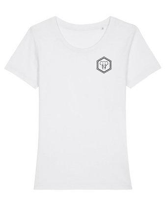 T-Shirt, tailliert
