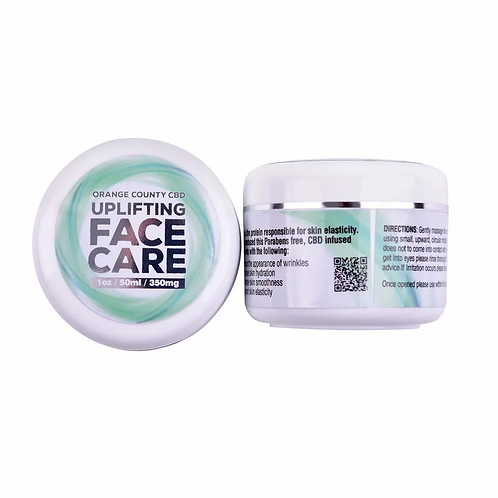 Orange County CBD Collagen Face Cream