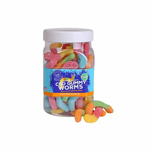Orange County CBD Gummy Sweets