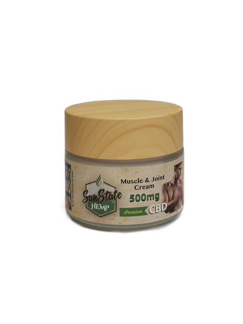 Sun State Hemp Muscle and Joint Cream