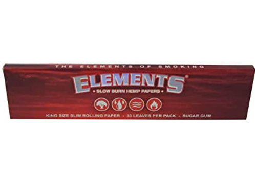 Elements Hemp Papers