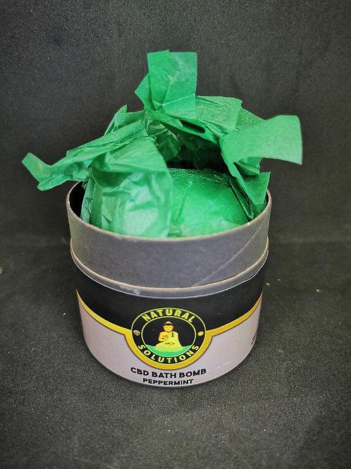 Natural Solutions 100mg Bath Bombs