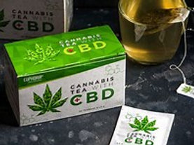 Euphoria Cannabis Tea w/CBD
