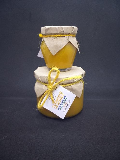 Turmeric CBD Honey
