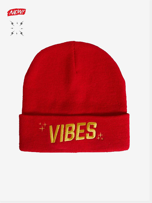 Vibes Beanie Hat