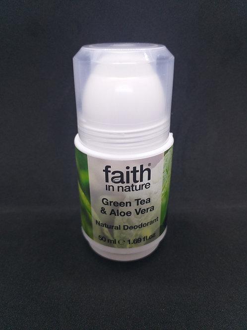 Faith in Nature - Natural Deodorant