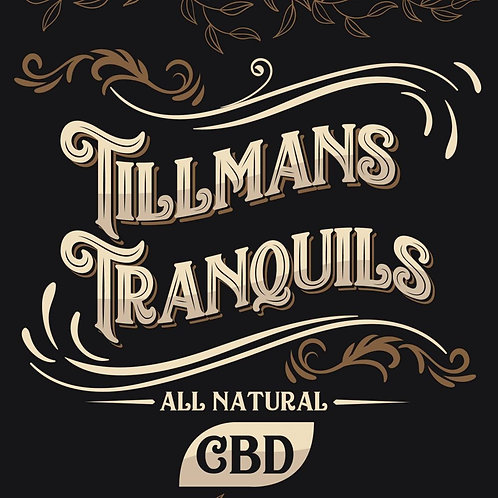 Tillmans Tranquils Peppermint Mints