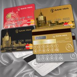 концепция карт, банк МИА