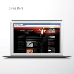 интернет-магазин, ТМ BESTBLADE