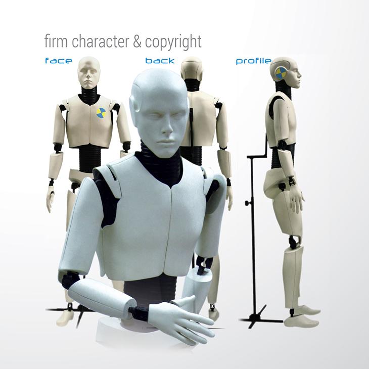 РОБАМАГ, прототипирование манекена