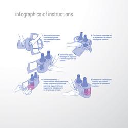 ТМ ОХОТА, инфографика