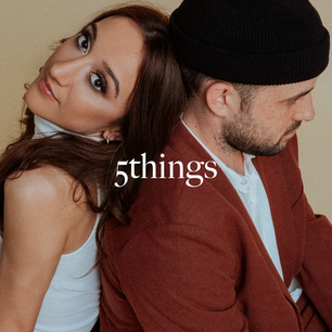 5things: Five Artists That Inspire Alfie