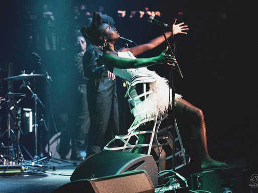 Announcement: Moodbay To Support Shingai of The Noisettes In Newcastle
