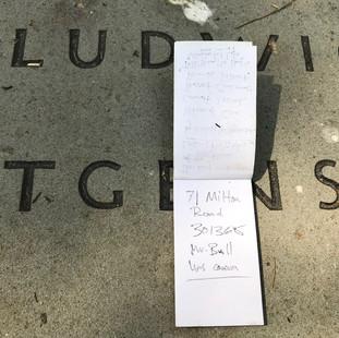 Handwritten note pg 2