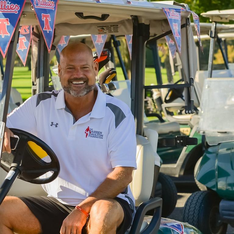 Annual Darren Daulton Foundation Golf Outing