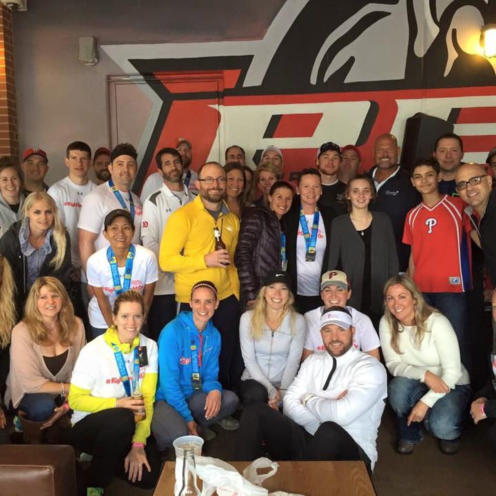 Team Dutch - Philadelphia Broad Street Run