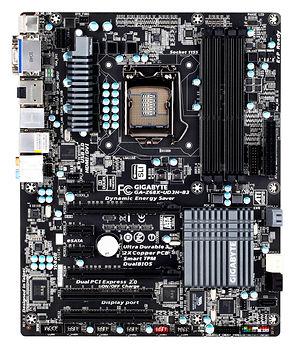 Gigabyte Z68X-UD3H-B3 motherboard