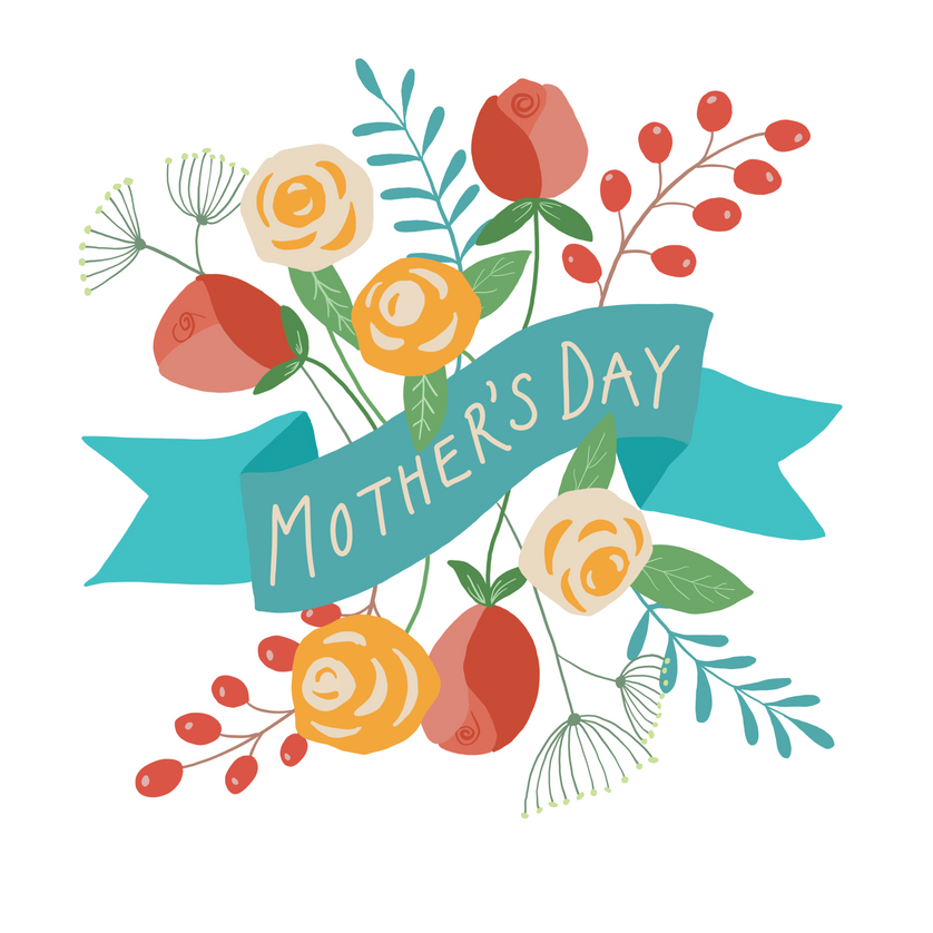 Mother's Day Card Front