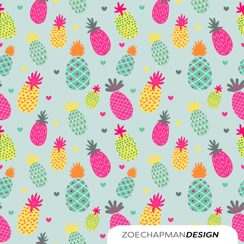 Tropical Pineapple Crush