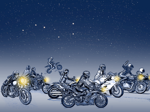 Rise of Women Riders