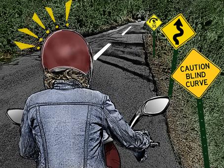 FEAR: Reasons for Feeling Fear on a Motorcycle