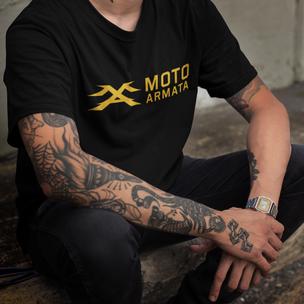 Moto Armata Unisex Tshirt