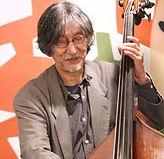 ウッドベース科レッスン講師 山崎弘一のプロフィール写真