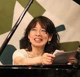ジャズピアノ科レッスン講師  清水くるみのプロフィール写真