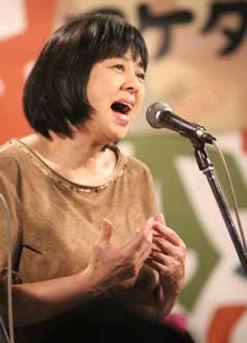 ボーカル科レッスン講師 小川美潮のライブ@アケタの店