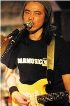 ロックギター科レッスン講師 酒井泰三のライブ@アケタの店