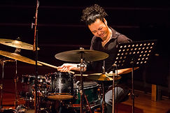 ドラム科レッスン講師 小松伸之@スタジオ