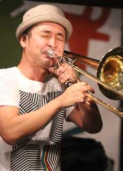 トロンボーン科レッスン講師 後藤篤のライブ@アケタの店