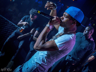 Lil Baby Live