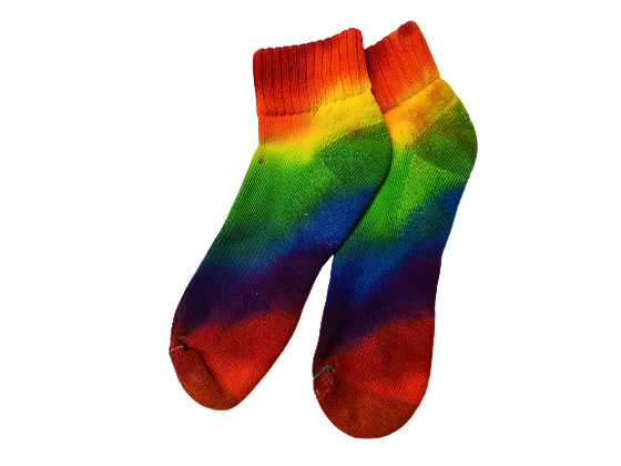 Accessorize with A Pair of Adult 6-12 Quarter Top Socks