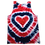 Thumbnail: Adult Size Large Tank Top with a Heart