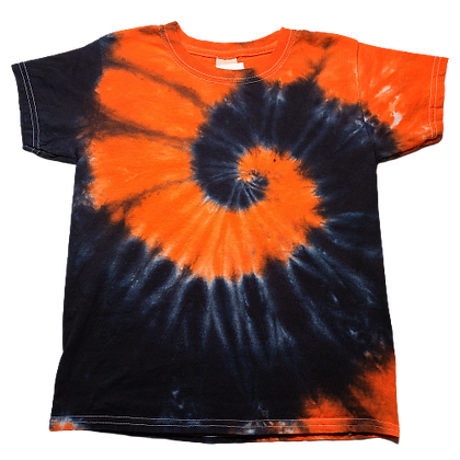 Kid's Extra Small Two Spiral Shirt