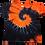 Thumbnail: Kid's Extra Small Two Spiral Shirt