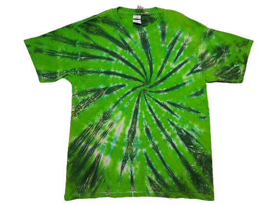 Kid's XL Burst Spiral Shirt