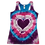 Thumbnail: Make a Heart Racerback Tank with Circular Lines