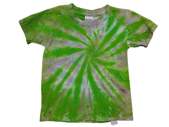 Toddler 4T Burst Spiral Shirt