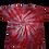 Thumbnail: Kid's Small Burst Spiral Shirt