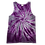 Thumbnail: Adult Size Small Tank Top with Burst Spiral